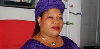 Dr. Ngozi Olejeme, former chairman of Nigerian Social Insurance Trust Funds, NSITF