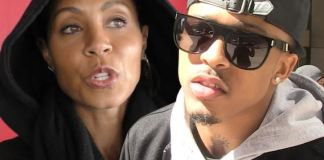 Jada Pinkett Smith has denied the relationship with August Alsina