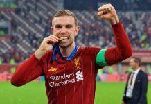 Jordan Henderson has been named Footballer of the Year