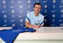 Ben Chilwell has signed a five-year deal at Chelsea