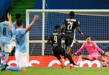 Four of Moussa Dembele's seven Champions League goals have been against Man City