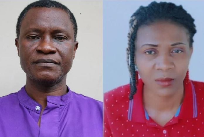 Gabriel Chizoba Ikpenwa and his wife Lillian Nkechi Ikpenwa held for fraud