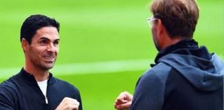 Liverpool and Arsenal met three times last season, with one win apiece in the league and a pulsating 5-5 draw in the EFL Cup, with Jurgen Klopp's side progressing on penalties Community Shield