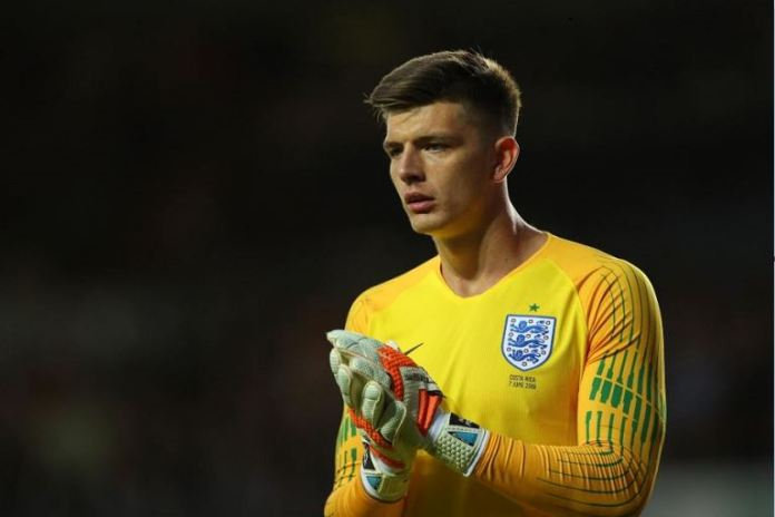 Nick Pope has been fantastic in goal for Burnley
