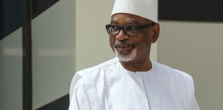 President Ibrahim Keita resigned following a military coup in Mali