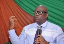 Richard Akinola, a lawyer and journalist