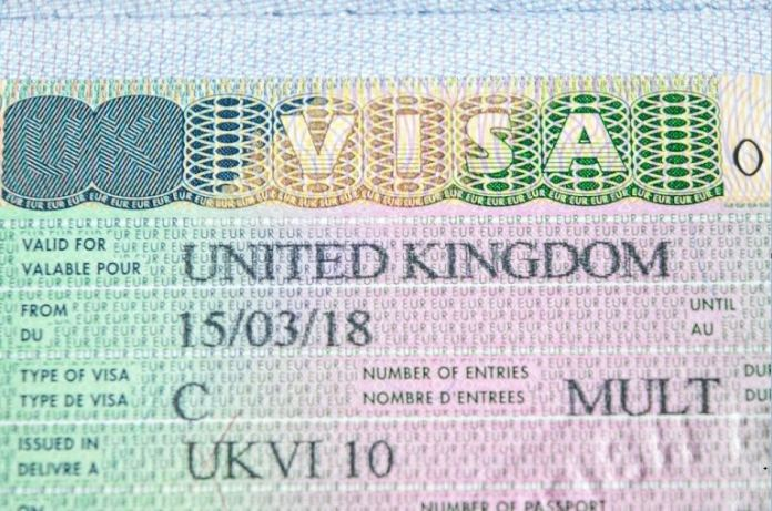 UK Visa Application