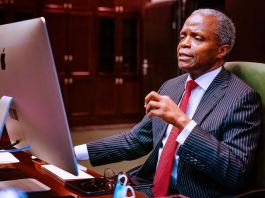 Vice President Yemi Osinbajo sexual afcfta