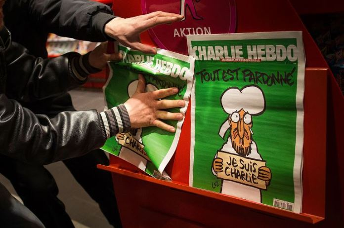 Charlie Hebdo republishes Prophet Mohammed cartoons in France