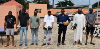 Arrested Ibadan