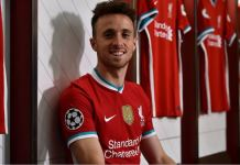 Diogo Jota has joined Liverpool from Wolves