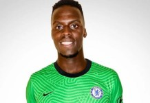 Edouard Mendy has signed a five-year deal at Chelsea