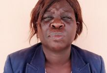 Oreoluwa Adesakin, a former First Bank staff has been jailed 98 years for stealing