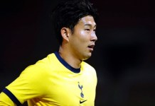 Son Heung-min scored one and assisted another as Tottenham progressed in the Europa League