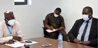 The acting EFCC chairman Umar Mohammed wants special corruption court