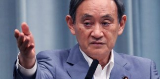 Yoshihide Suga is set to become Japan's new Prime Minister