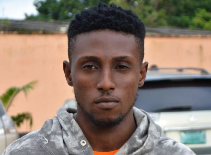Henry Oluwatoyin was arraigned for internet fraud