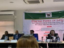 CNN Lagos Judicial Panel of Inquiry begun sitting on Tuesday, 27 October 2020