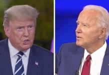 President Donald Trump and Joe Biden both campaigned in Florida