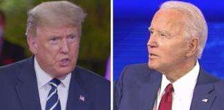 President Donald Trump and Joe Biden both campaigned in Florida