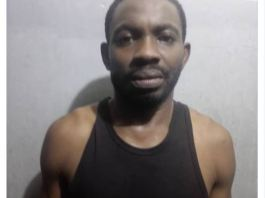 Policeman Sergeant Eze Aiwansone was arrested by his brother who is a police inspector