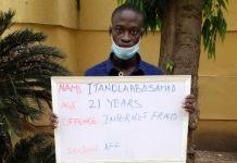 University of Ilorin undergraduate, Itanola Abdulsamad rearraigned for internet fraud