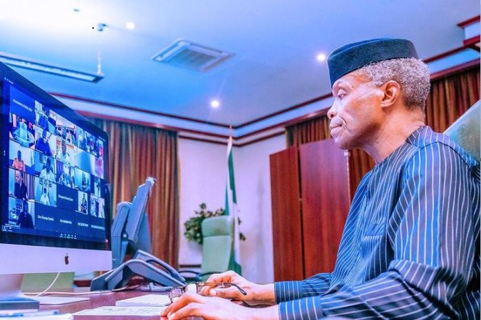 Vice President Yemi Osinbajo directed governors to set up the Judicial Panel of Inquiry