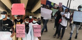 #ENDSARS protest commences in Lagos