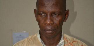 EFCC Abubakar Mohammed Sani was arraigned for employment scam