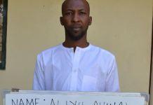 Aliyu Auwal has been arraigned for land fraud