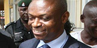 Francis Atuche, former Bank PHB managing director