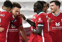 Liverpool extend unbeaten home record
