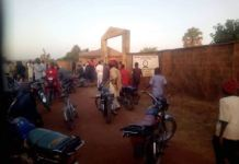 Over 300 school boys abducted from the Government Science Secondary School in Kankara LGA, Katsina State have been rescued