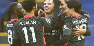 Roberto Firmino and Mohamed Salah both scored twice as Liverpool thrashed Crystal Palace 7-0