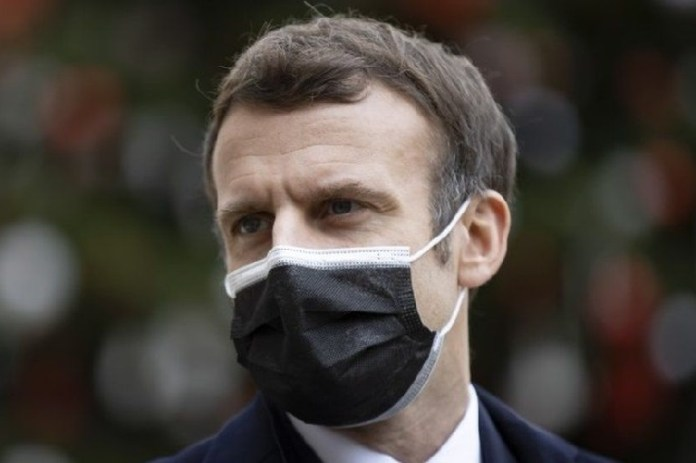 President Emmanuel Macron of France has tested positive for COVID-19