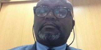 Adekunle Okunuga was suspended in 2015 for beating his son in the UK