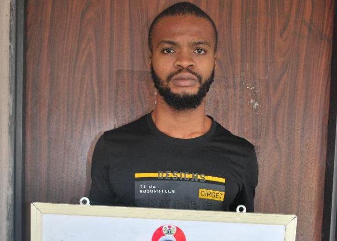 EFCC has arraigned one varsity student, Michael Uwachukwu for fraud