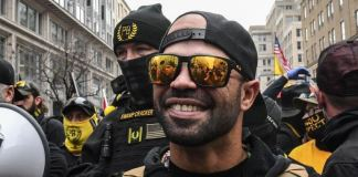 Enrique Tarrio says Proud Boys will turn out in numbers on Wednesday