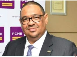 FCMB boss, Adam Nuhu was caught in a paternity scandal web
