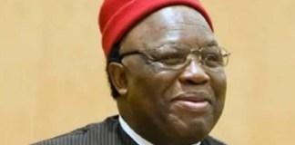 Professor George Obiozor is the new President General of the Ohanaeze Ndigbo