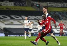 Sadio Mane scored the winning goal as Liverpool return to winning ways against Tottenham
