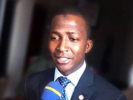 EFCC chairman, Abdulrasheed Bawa
