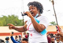 Rinu Oduola Endsars protester