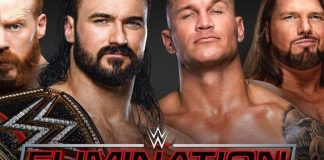 WWE Elimination chamber to be shown live on DSTV and GoTV