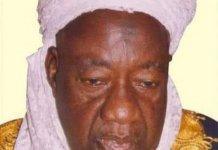 Emir of Kagara, Alh. Salihu Tanko