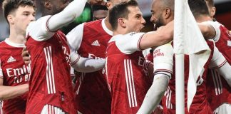 Arsenal dent Tottenham top-four hopes