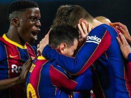 Barca comeback to win Sevilla