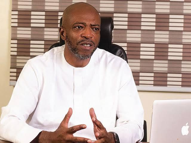 Jenkins Alumona, chairman of Lagos State Boxing Association