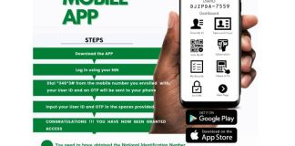NIMC launches mobile app
