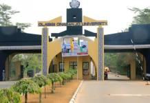 Olabisi Onabanjo University, OOU Gunmen